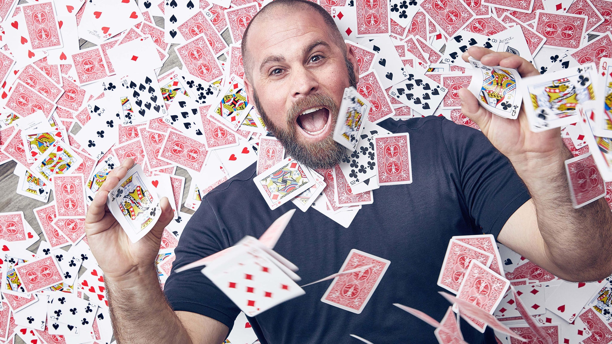 An Evening With Jon Dorenbos - Magic, Comedy & Inspiration