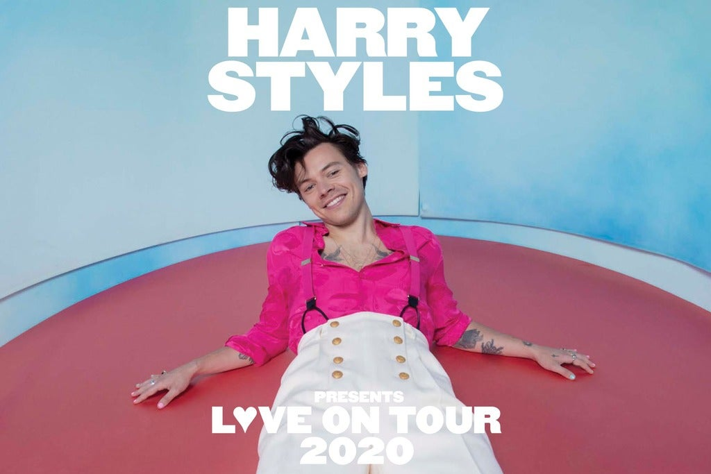 Harry Styles - Love On Tour - Platinum