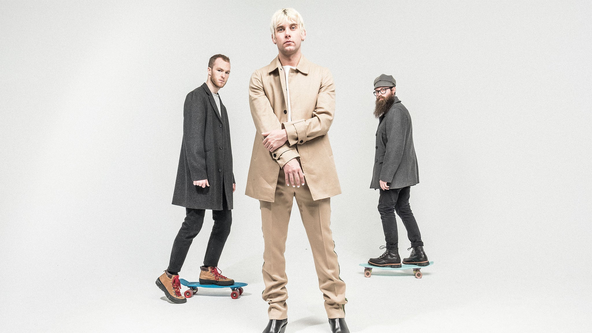 Judah & the Lion - Going to Mars Tour