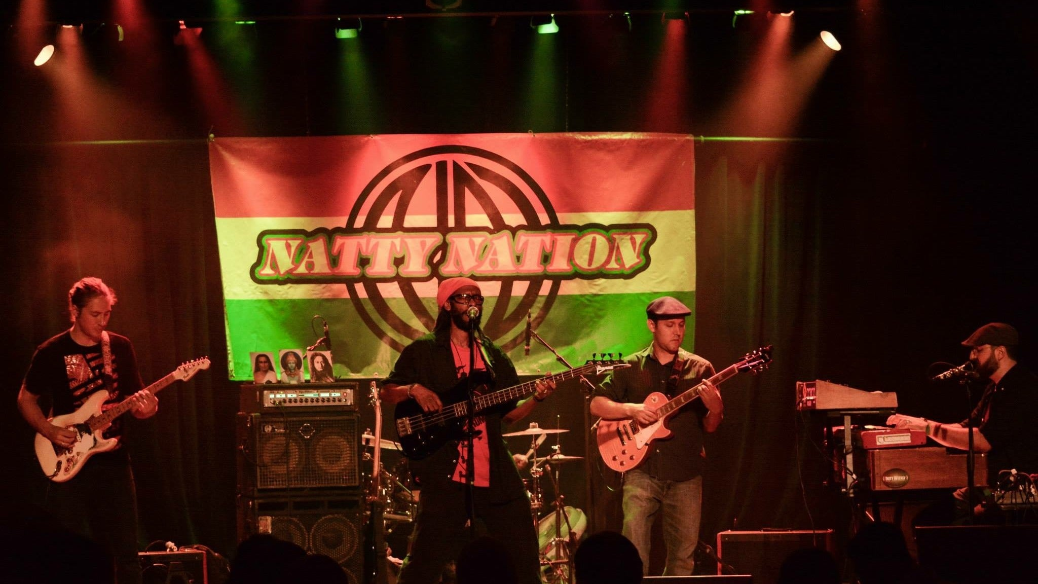 The 4/20 Green Getdown with Natty Nation & People Brothers Band