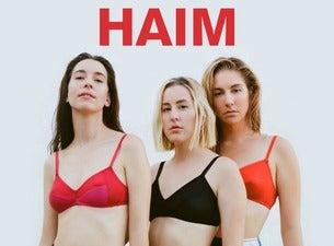 HAIM, 2020-07-09, Barcelona