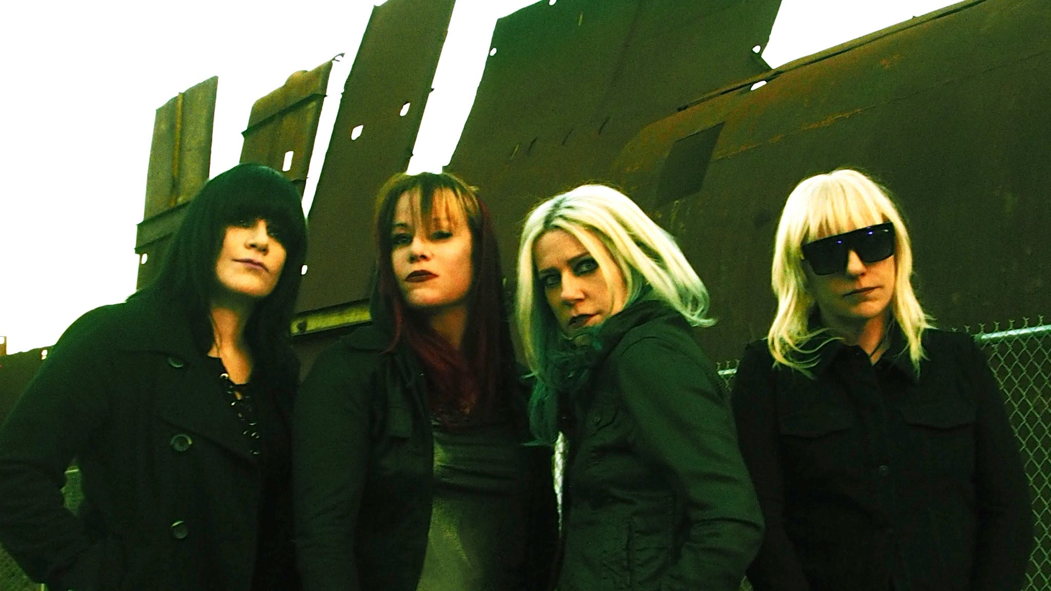 L7 - Scatter The Rats Tour