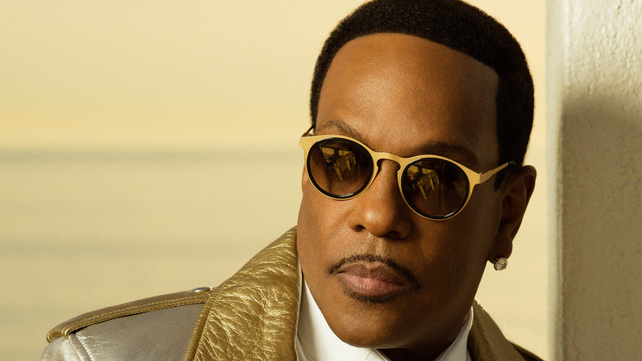 Charlie Wilson at Filene Center
