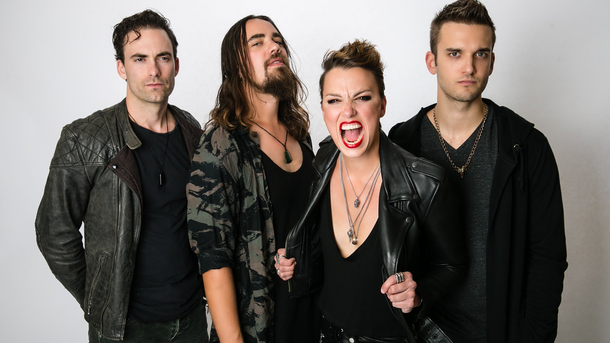 Halestorm + In This Moment at Big Sandy Superstore Arena