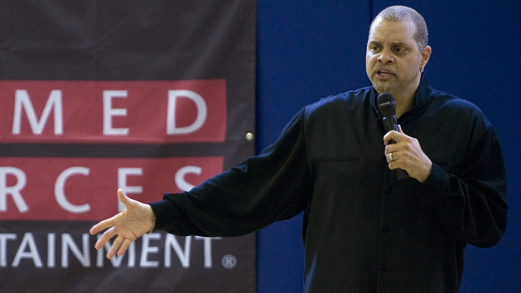 Sinbad at Silver Star Convention Center