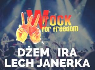 wROCK for Freedom: Dżem, IRA, Lech Janerka, 2021-11-10, Вроцлав