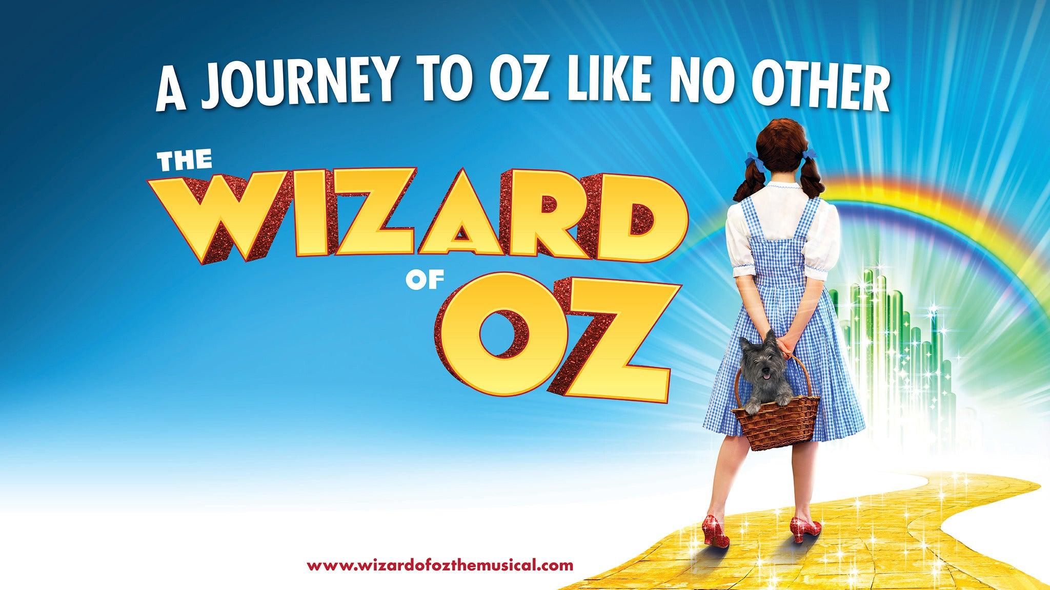 The Wizard of Oz - San Bernardino, CA 92401