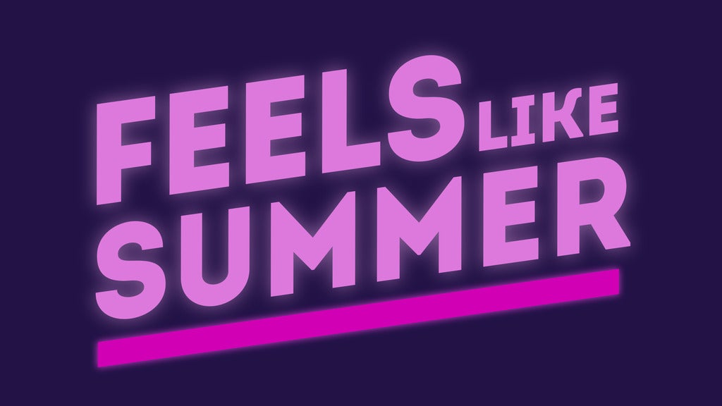 Feels Like Summer - Ft. Bananarama, Bonnie Tyler + More