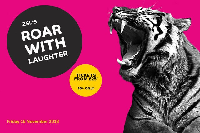 Roar with Laughter Seating Plan Eventim Apollo