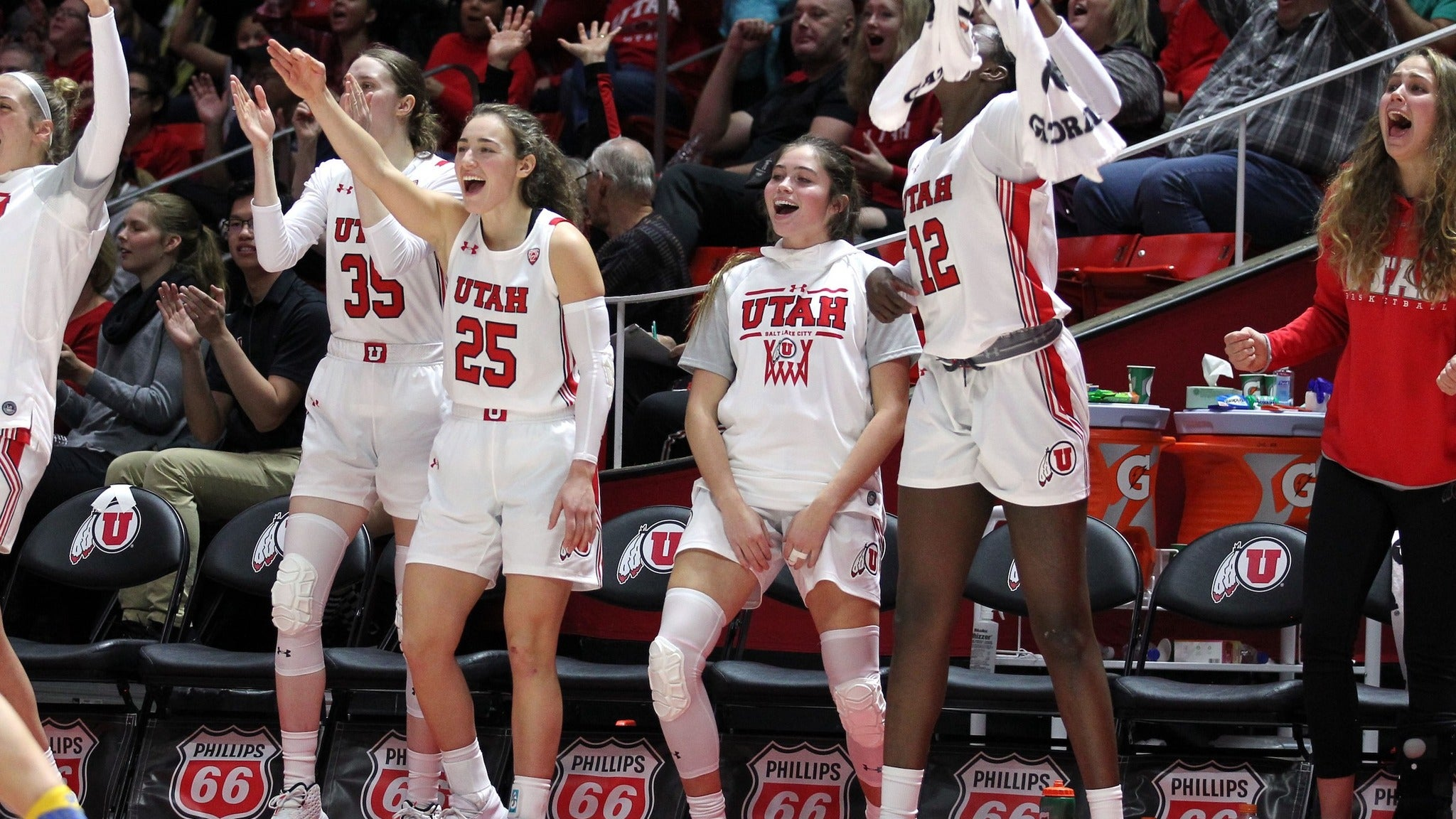 20-21 Utah Women's Basketball Full Season Tickets