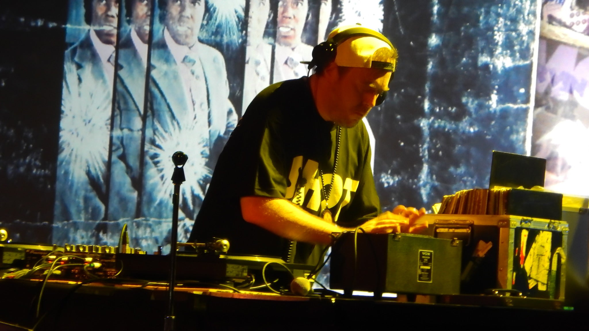 DJ Shadow at Theatre of Living Arts