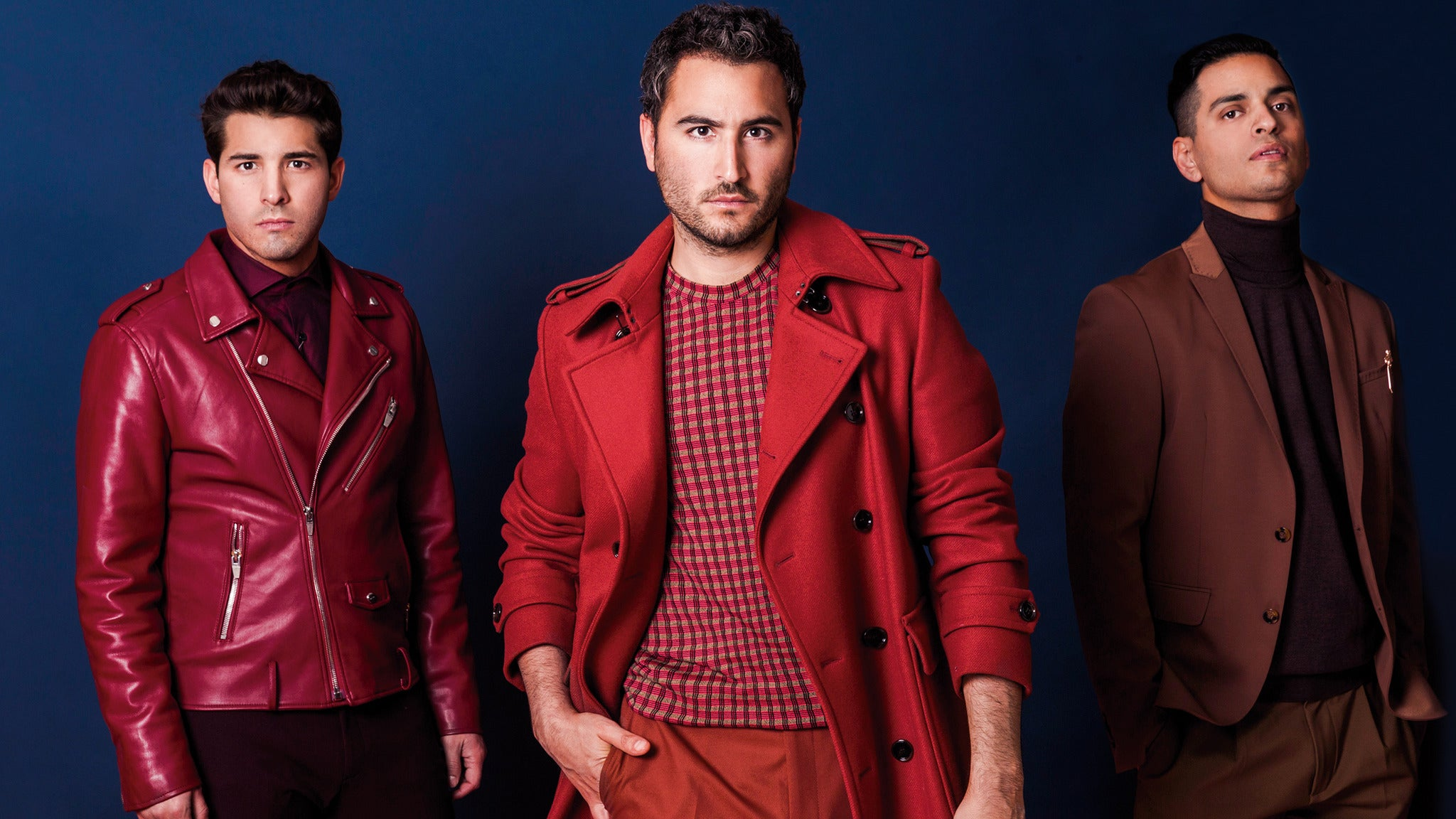 Reik at Riverside Municipal Auditorium