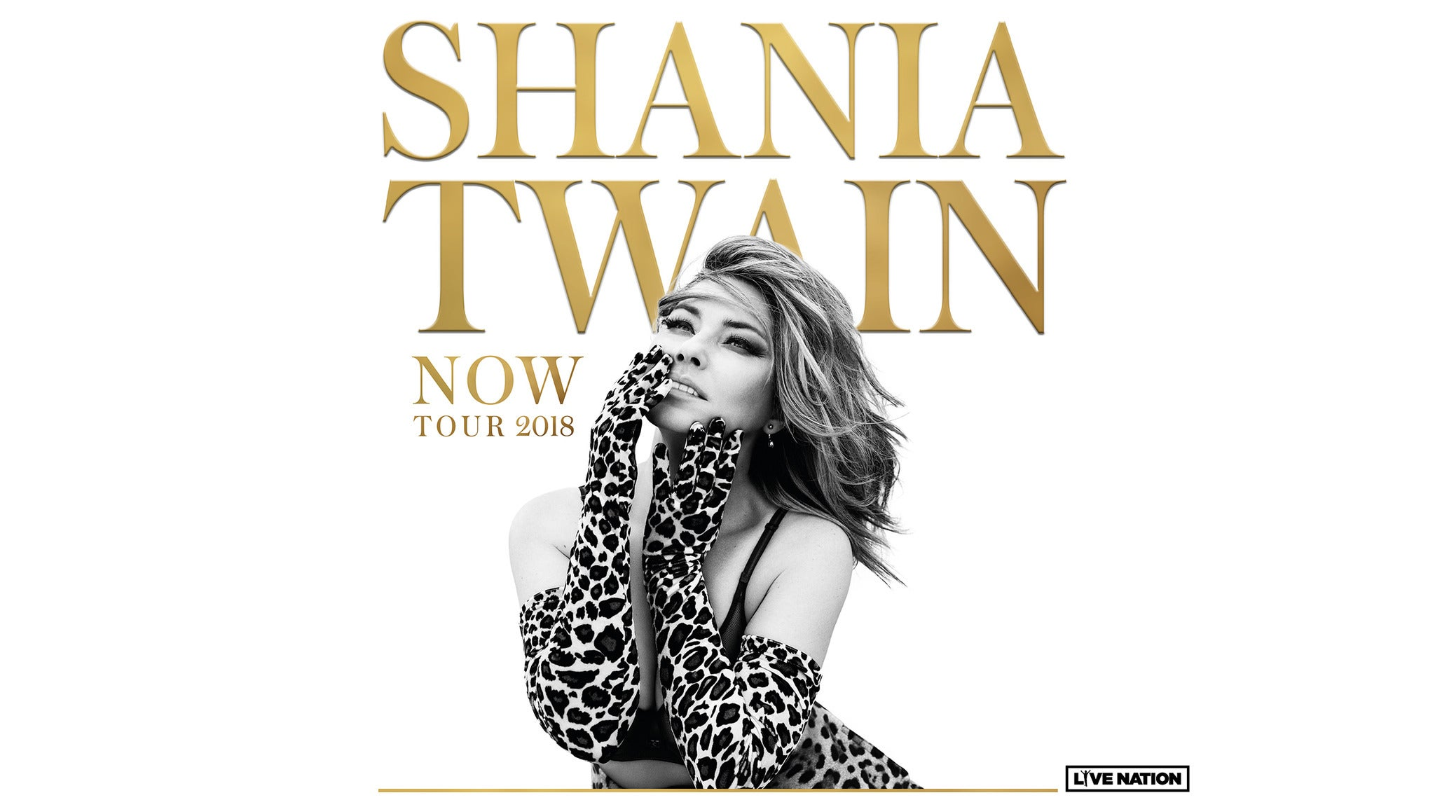 Shania Twain: NOW at KFC Yum! Center - Louisville, KY 40202
