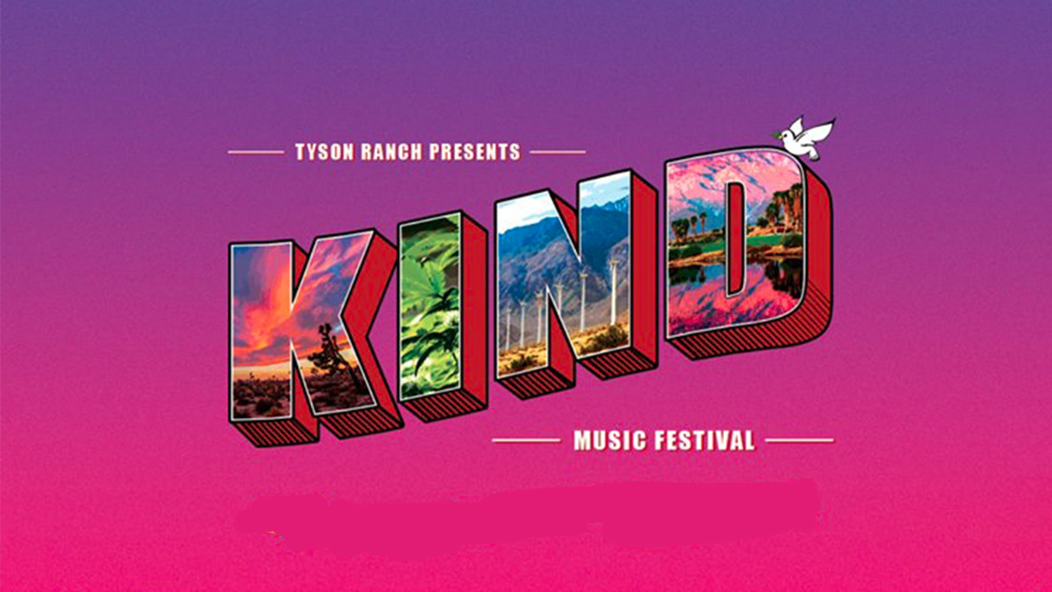 Kind Music Festival at Tyson Ranch