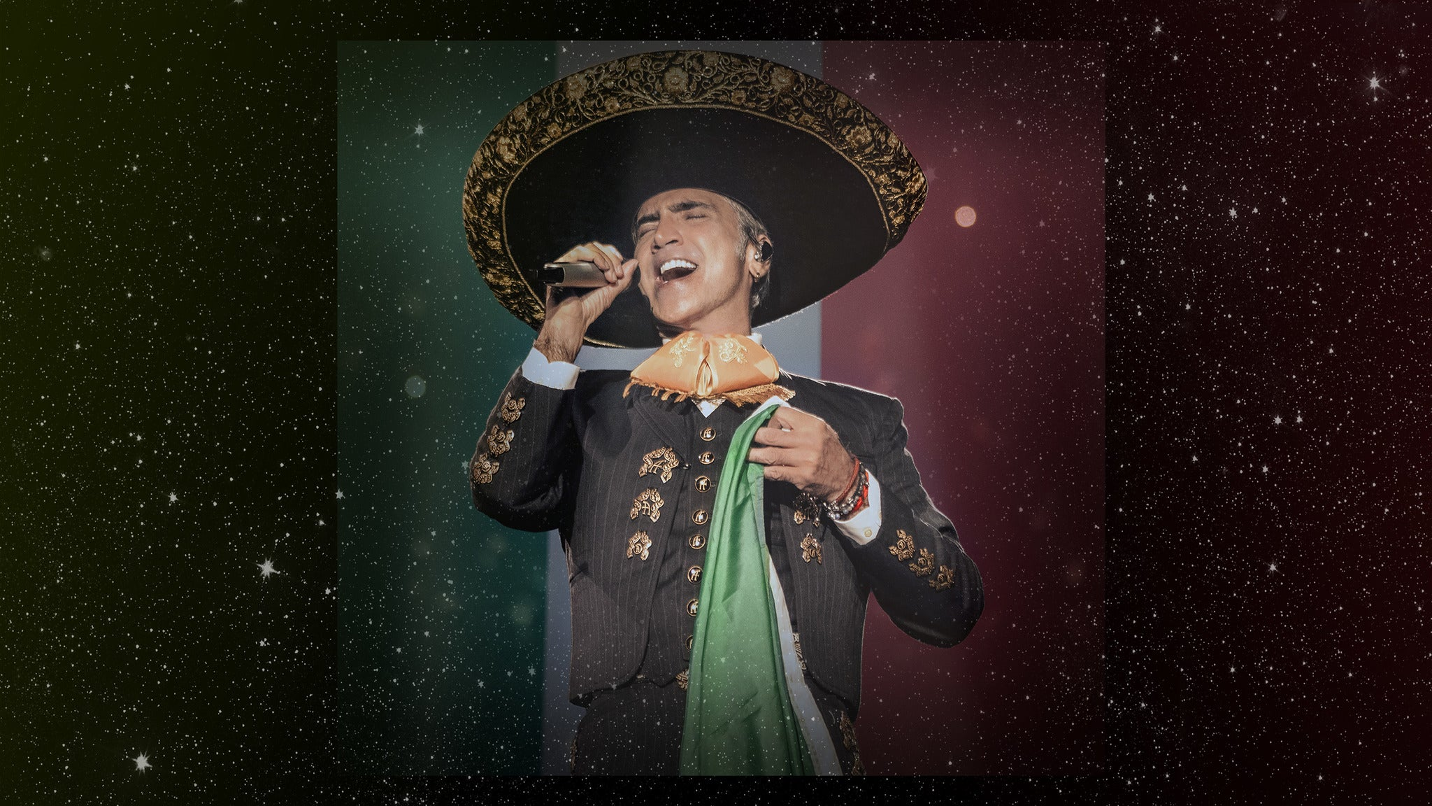 Alejandro Fernández - Hecho En México Tour 2021 - with Christian Nodal presale code for early tickets in San Diego