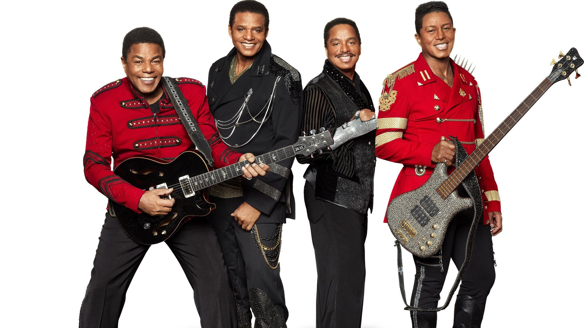 The Jacksons at Beau Rivage Theatre at Beau Rivage Theatre