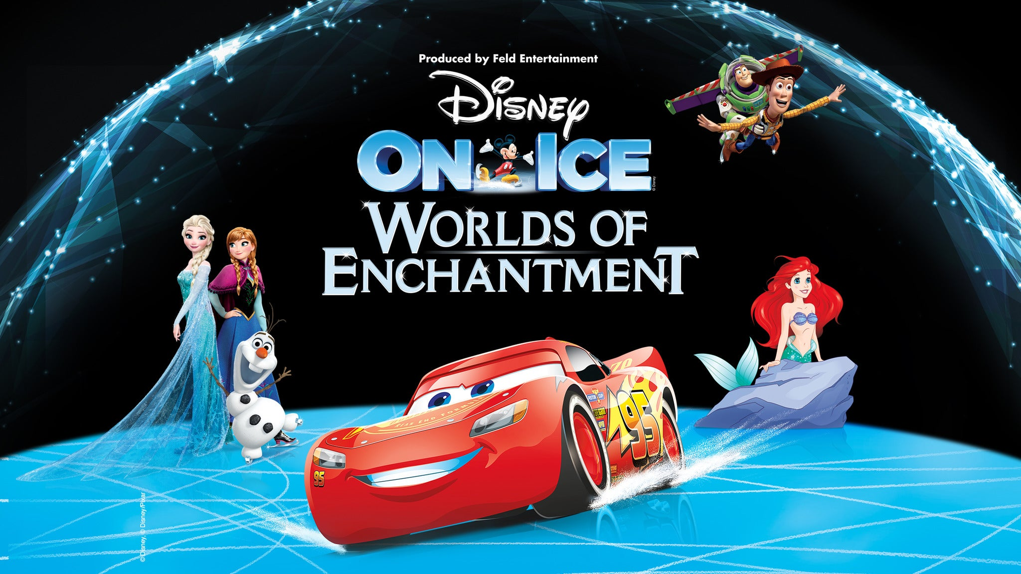 Disney On Ice: Worlds of Enchantment - Concord, NH 03301