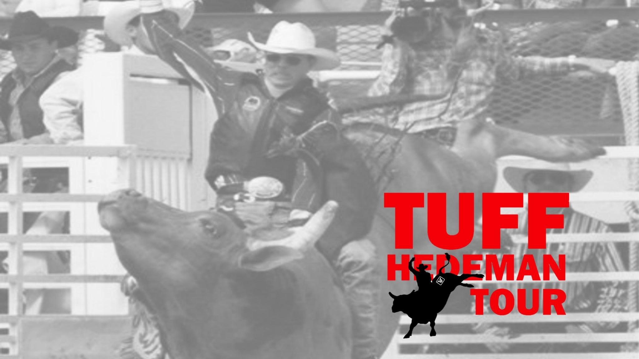 Tuff Hedeman Bull Riding at El Paso County Coliseum