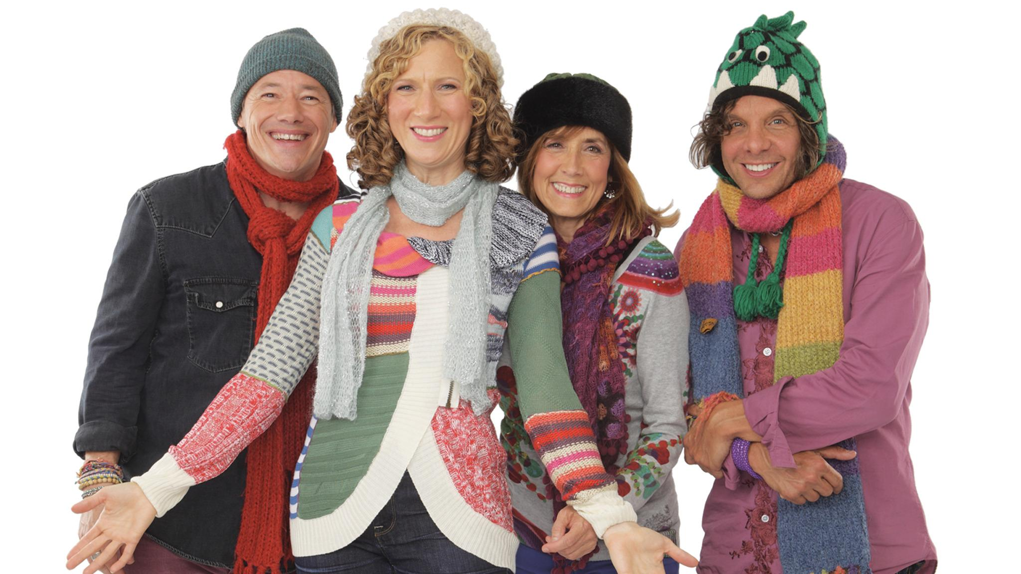 The Laurie Berkner Band at Bergen Performing Arts Center
