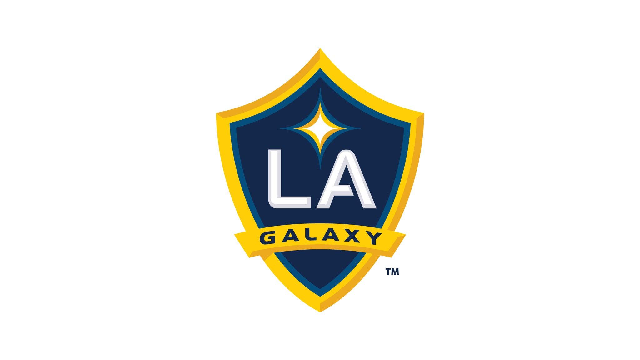 Colorado Rapids at Los Angeles Galaxy at StubHub Center