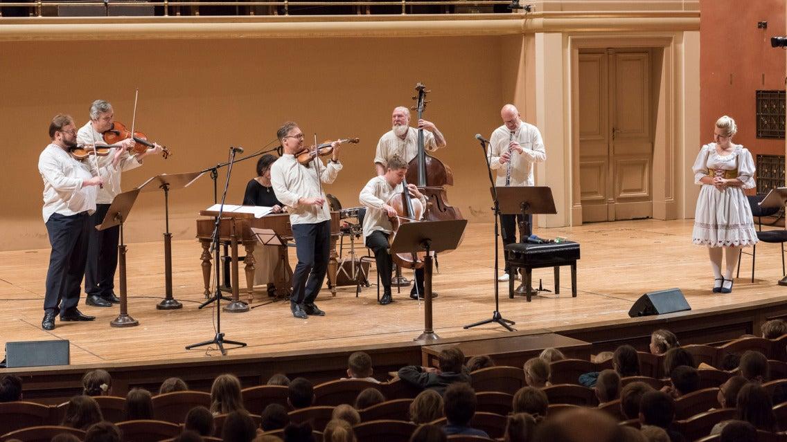 Adventní koncert Cimbálové muziky České filharmonie