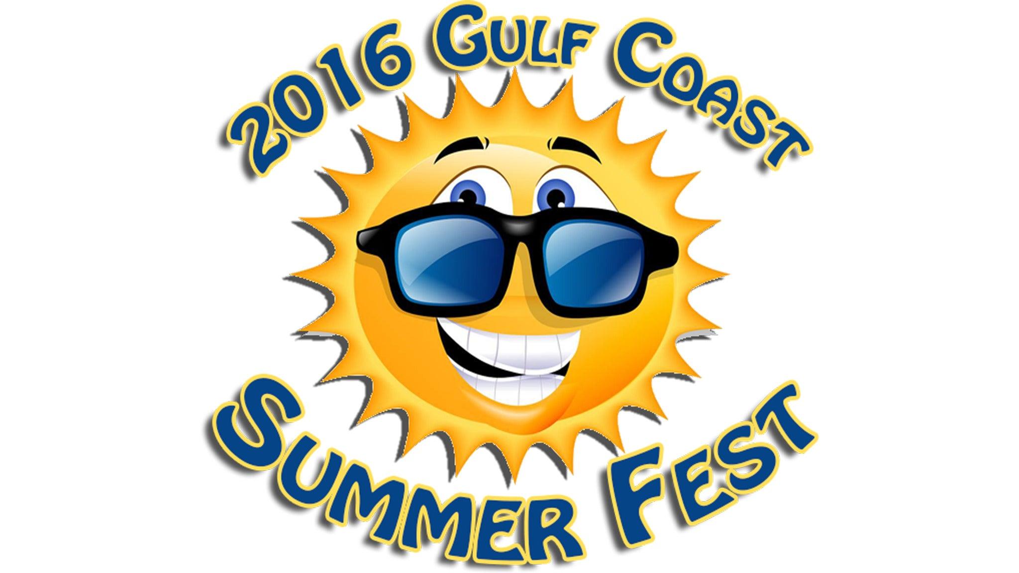 2016 Gulf Coast Summer Fest