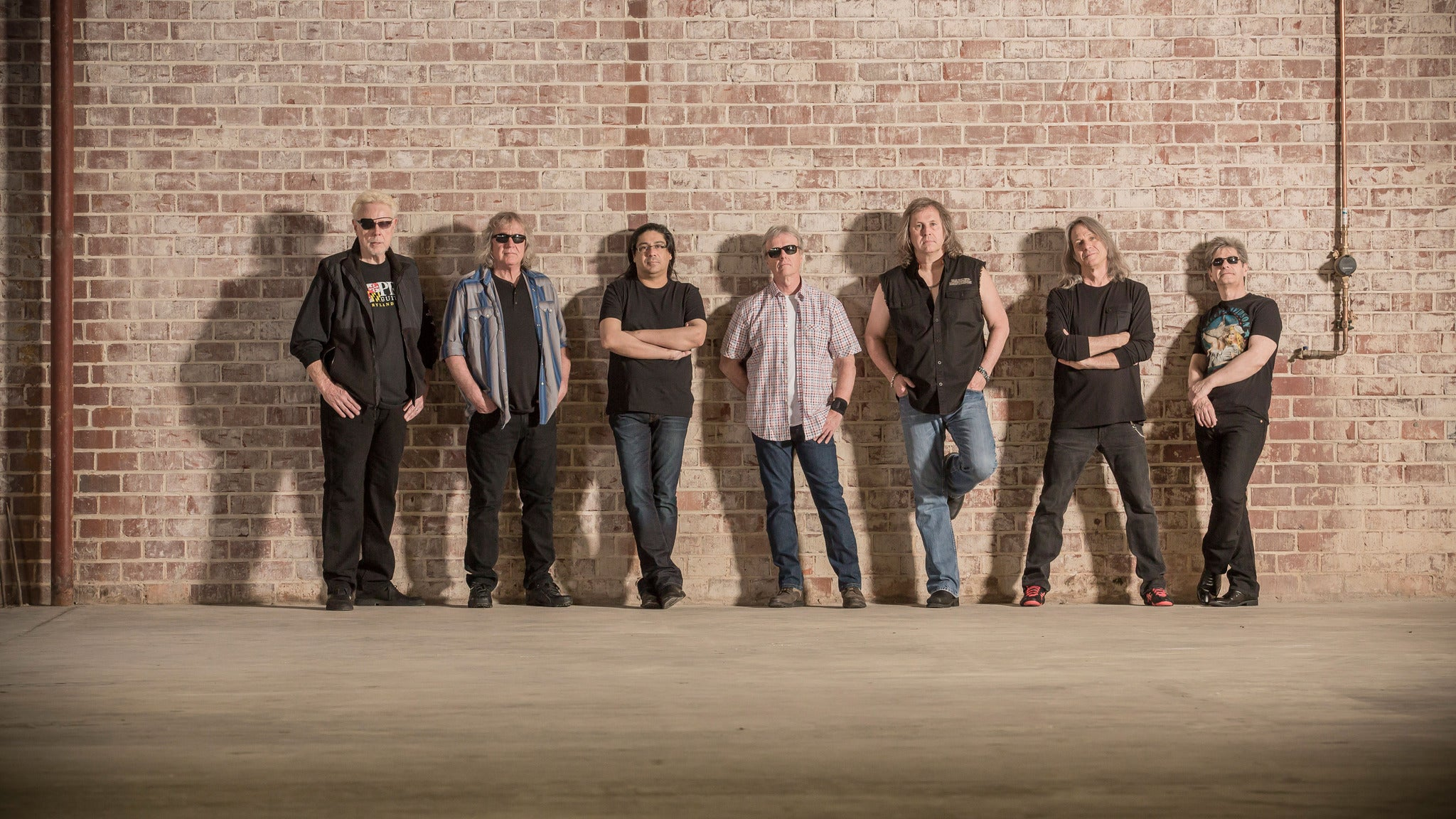 Kansas - 40th Anniversary Leftoverture Tour at Hartman Arena - Park City, KS 67147