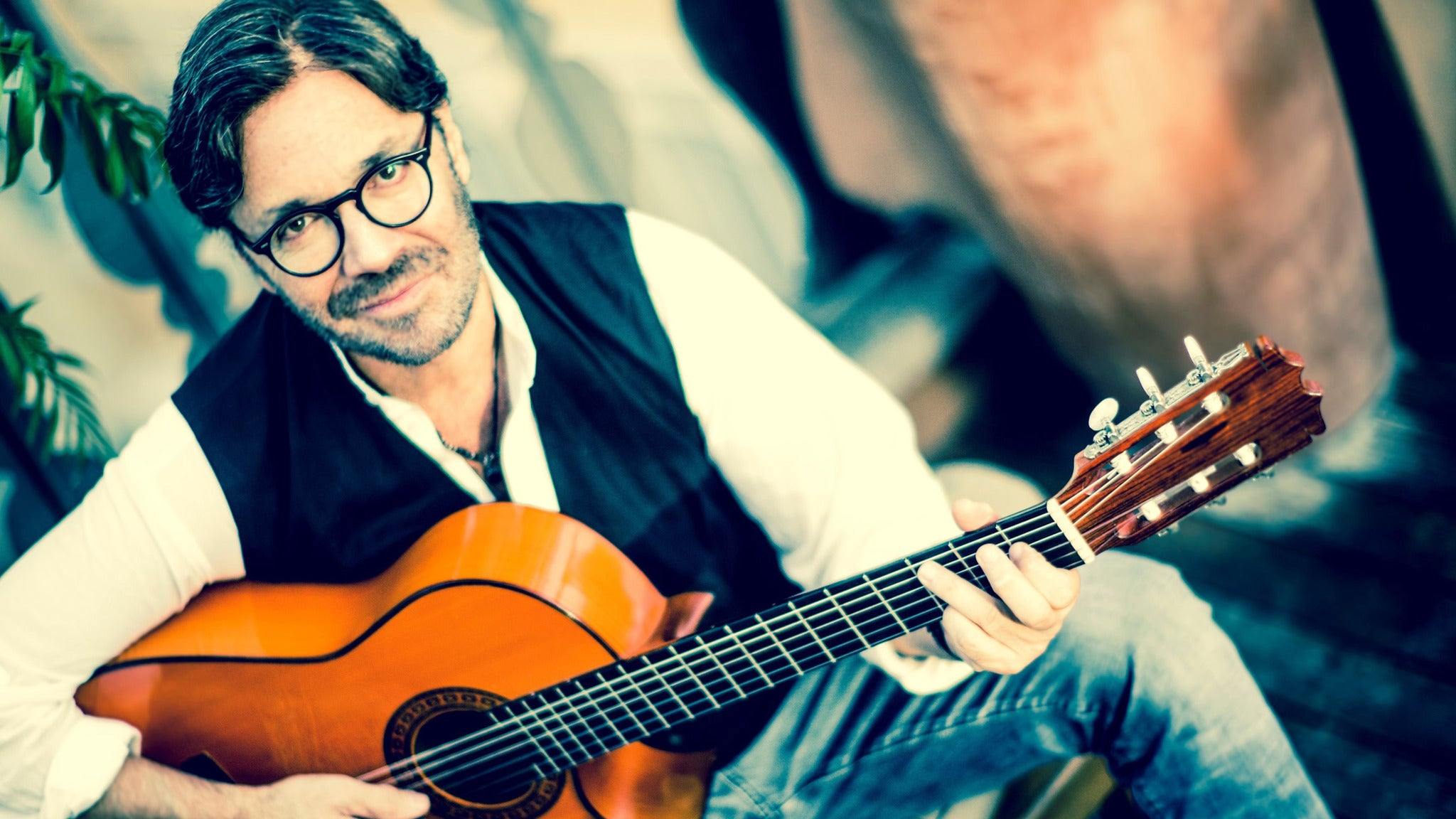 Al Di Meola at Aladdin Theater