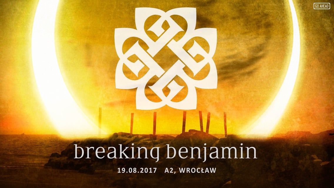 K ROCK presents Breaking Benjamin