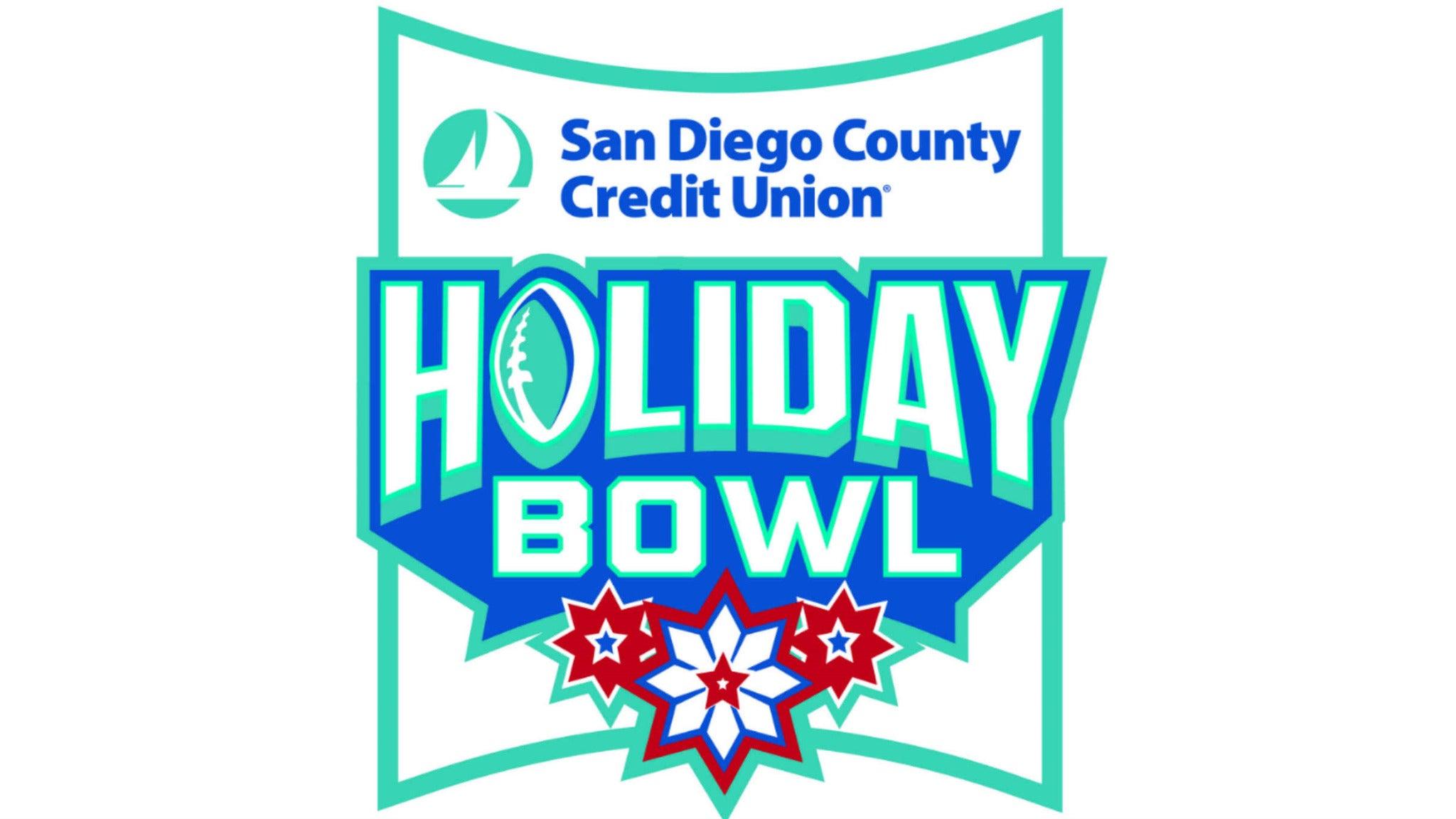 San Diego County Credit Union Holiday Bowl - San Diego, CA 92108