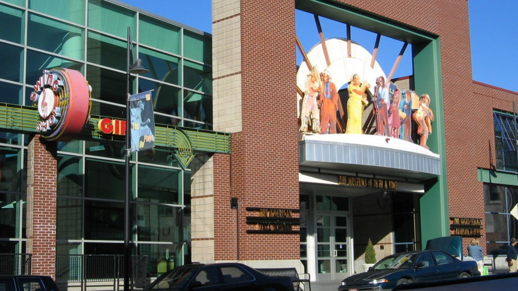 Negro League Baseball Museum Admission 1