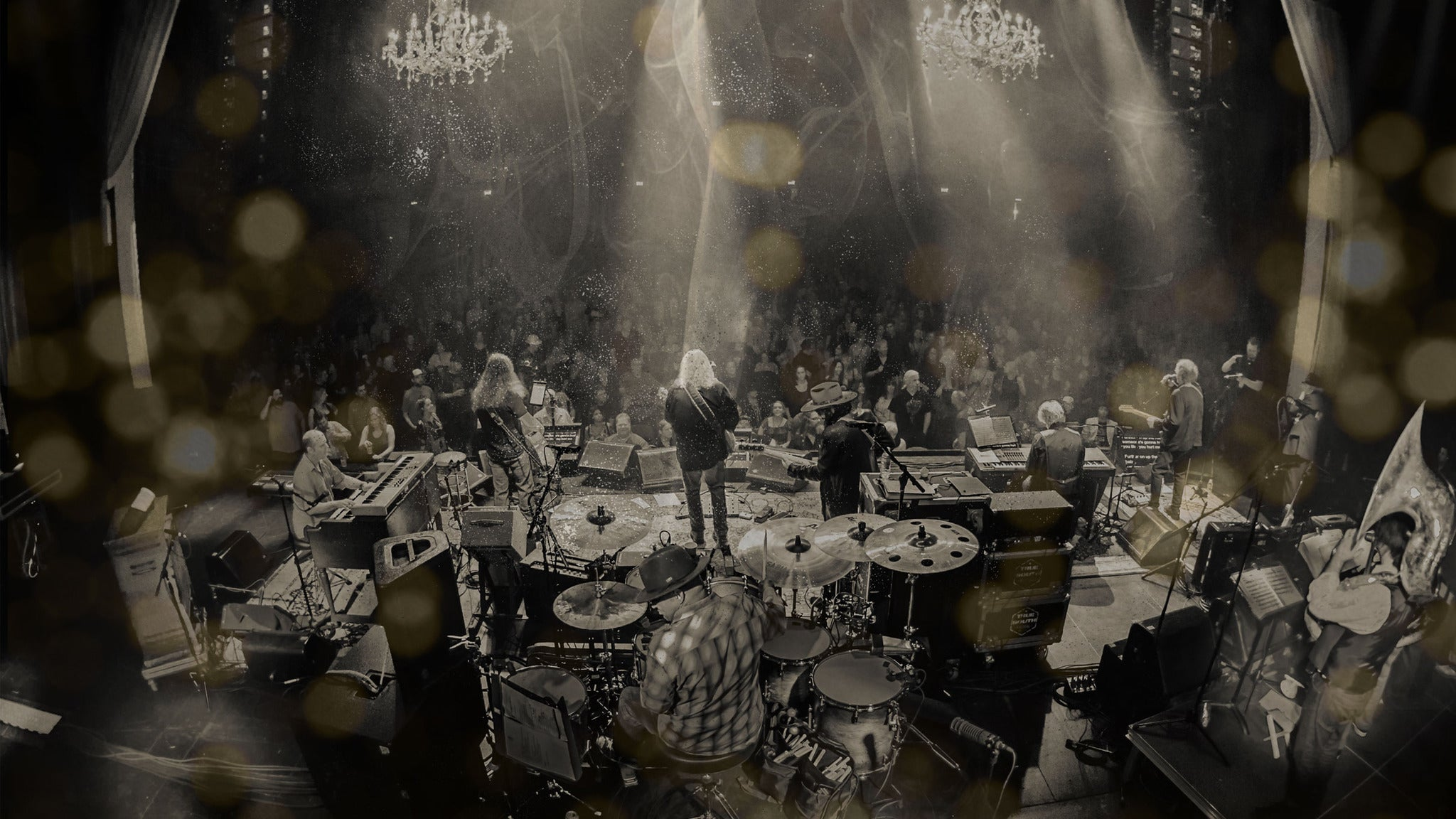 The Last Waltz Tour-Warren Haynes, Jamey Johnson, Lukas Nelson &  More