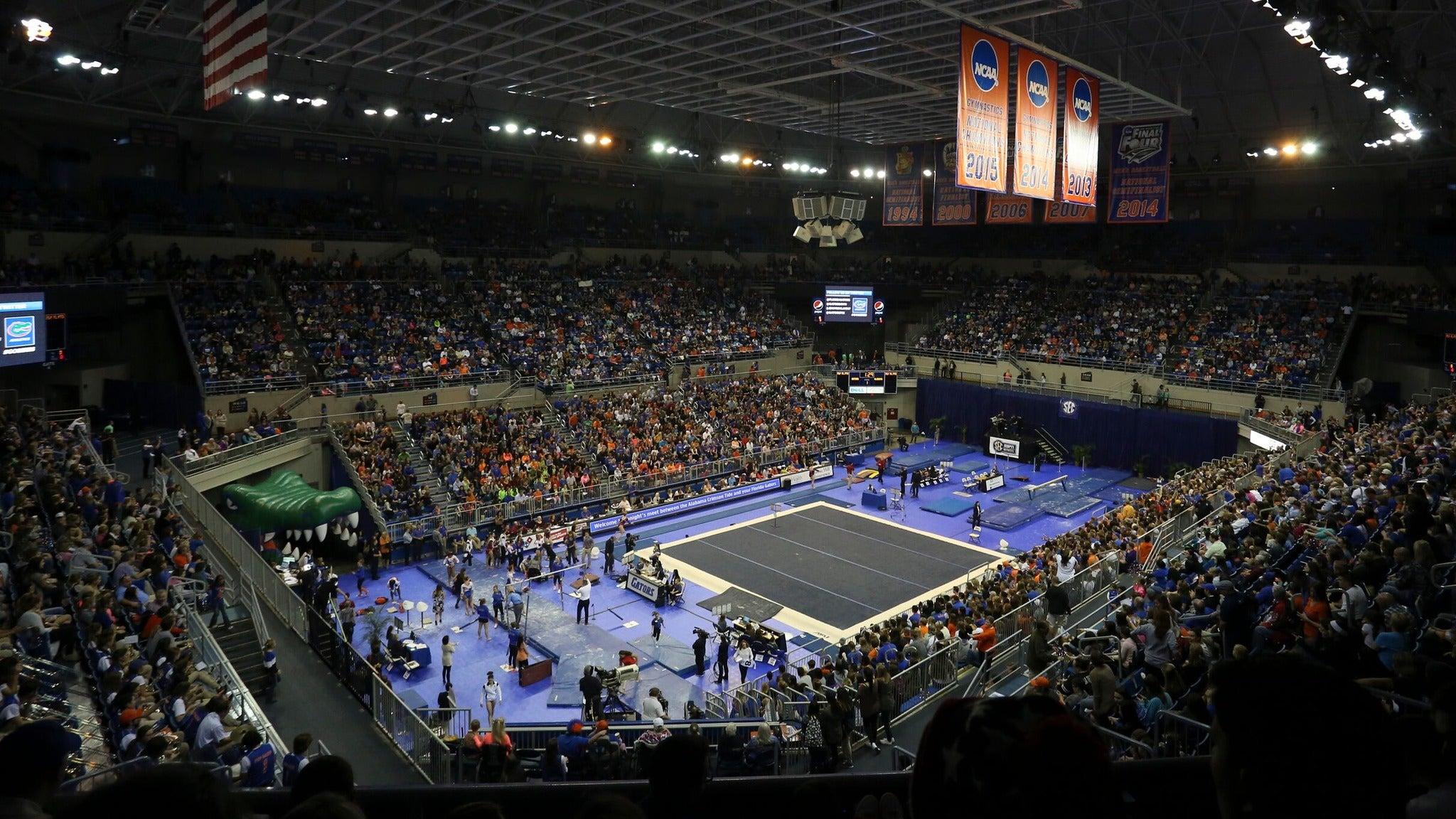 University of Florida Gators Gymnastics