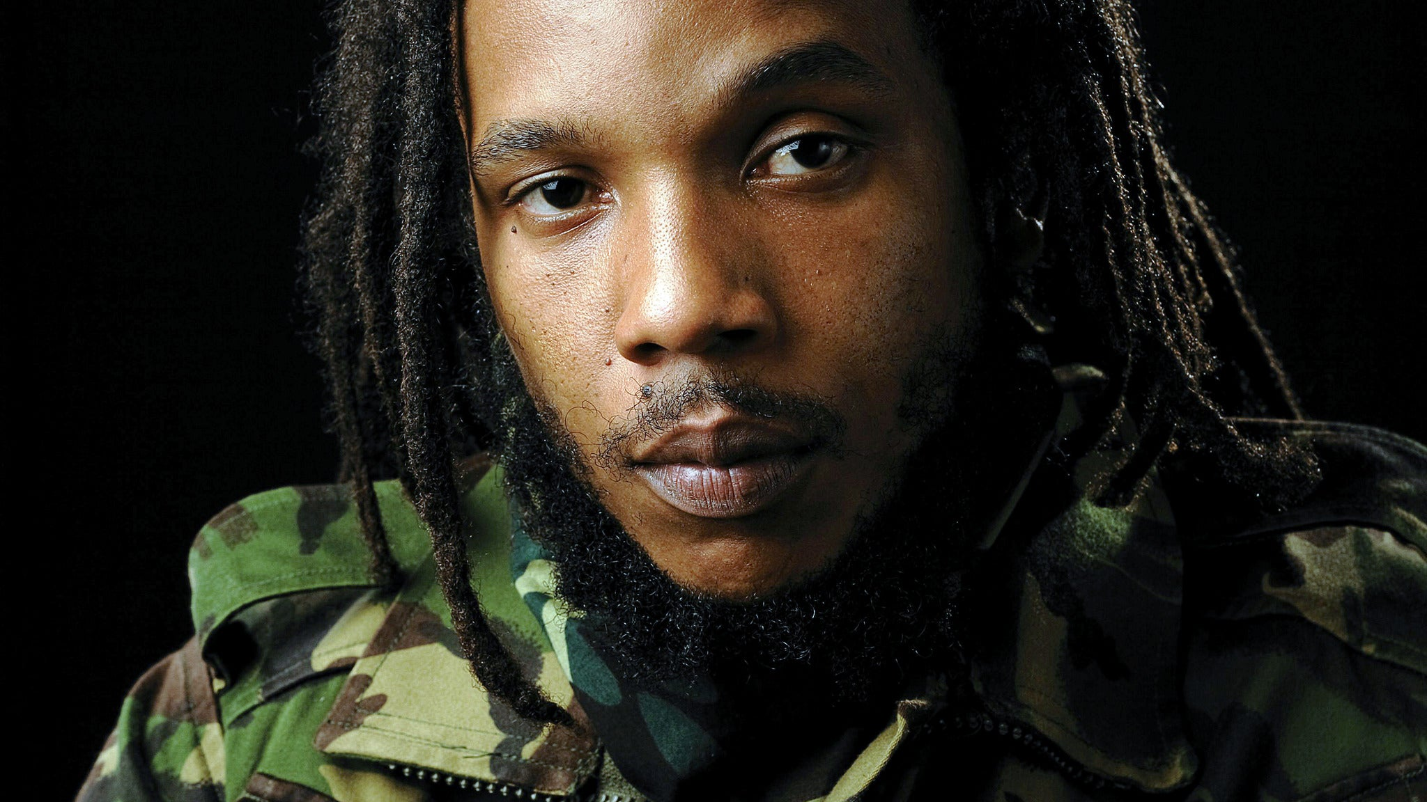Stephen Marley at Salvage Station