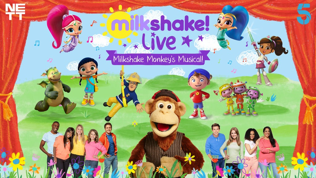 Hotels near Milkshake Live! Events