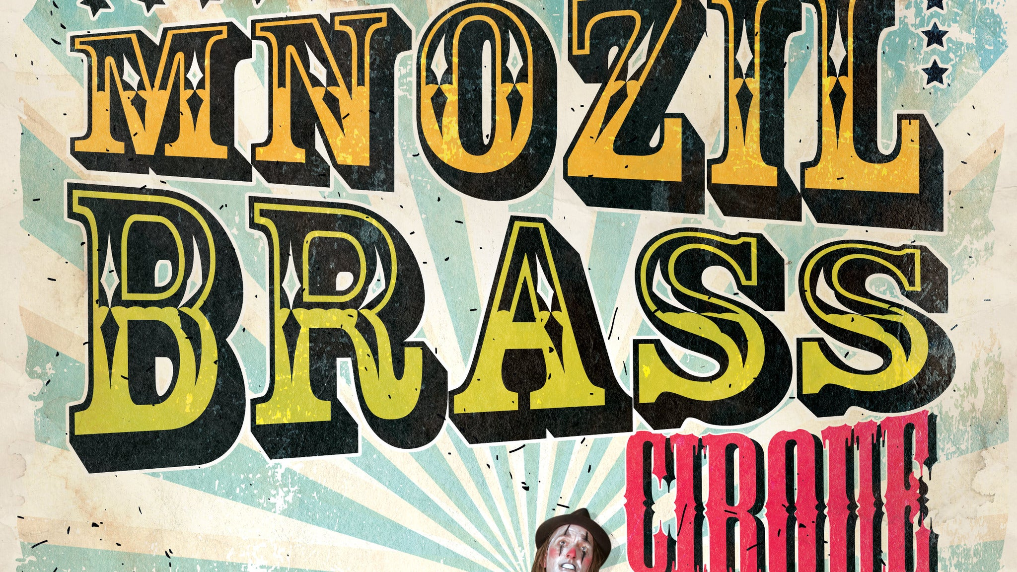 Mnozil Brass at Sunset Center
