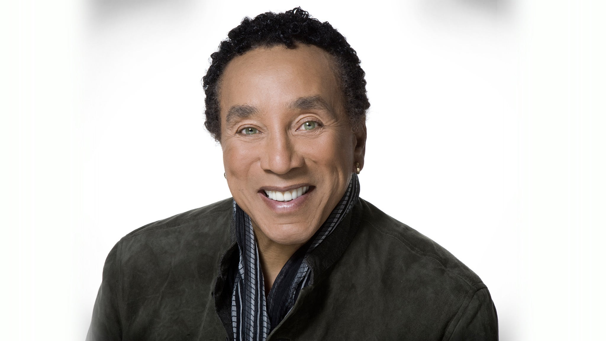 Smokey Robinson at Paramount Theatre-Oakland