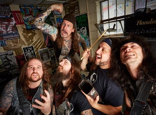 Municipal Waste plus Guests Toxic Holocaust & Haunt