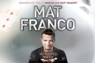 Mat Franco: Winner of NBC's America's Got Talent