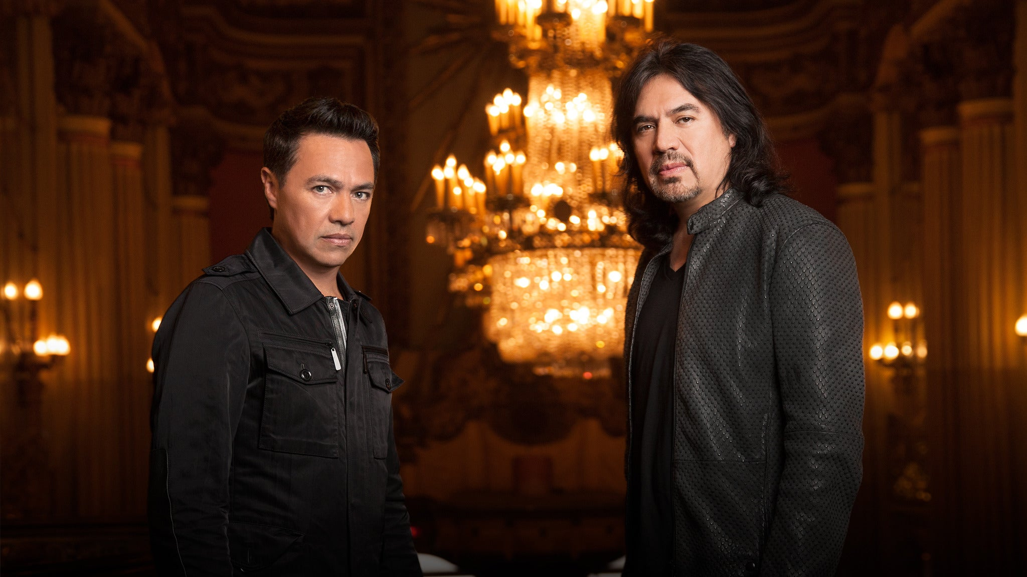Los Temerarios at Comerica Theatre