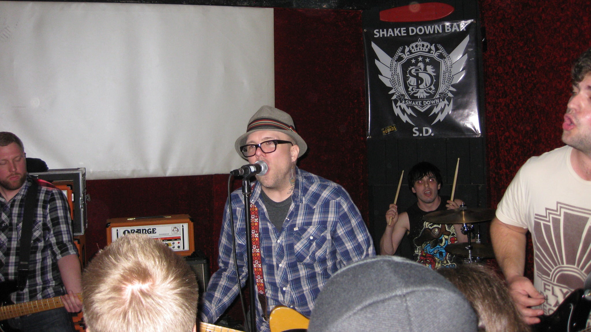 The Ataris at Dante's