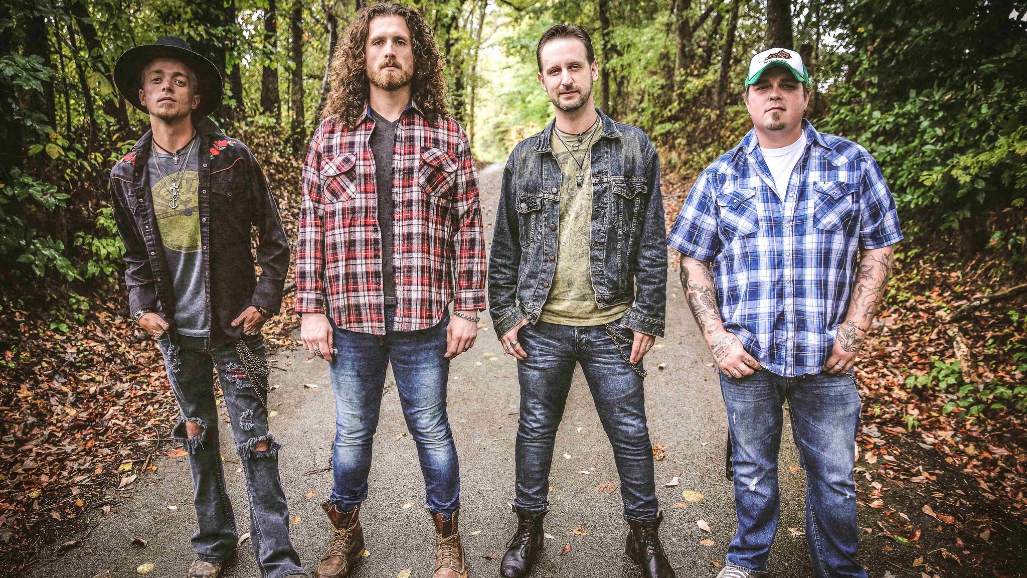 Black Stone Cherry at The Queen