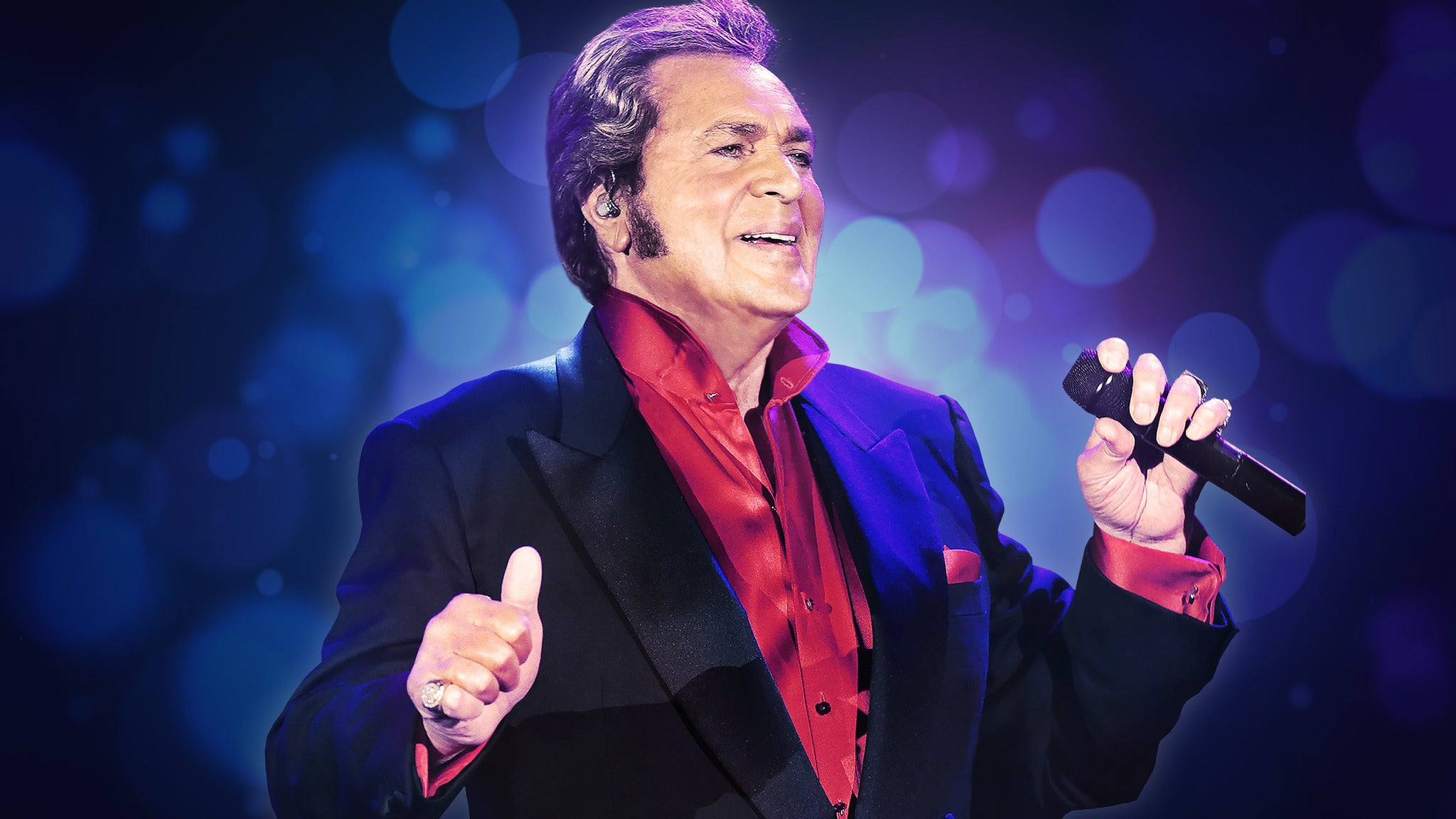 Engelbert Humperdinck: The Man I Want To Be Tour