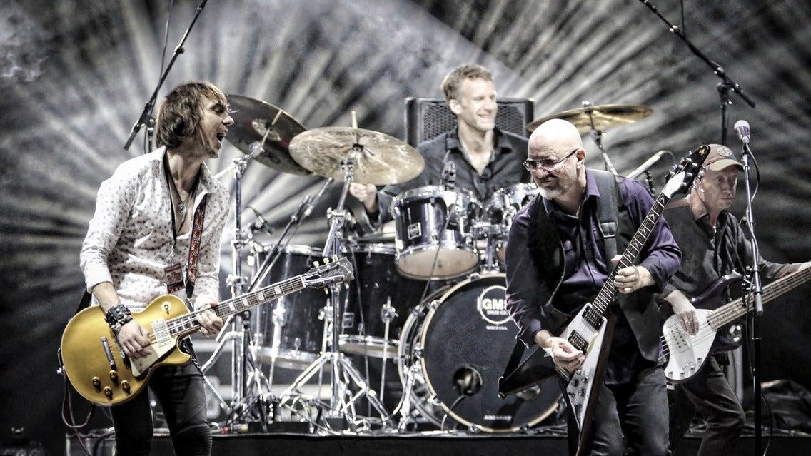 Wishbone Ash - 50th Anniversary Tour tickets (Copyright © Ticketmaster)