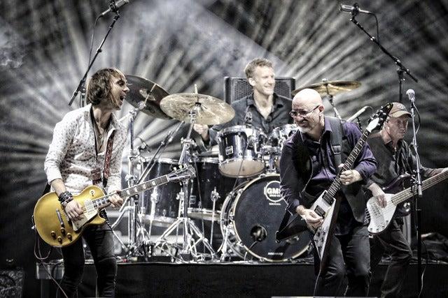 Wishbone Ash - 50th Anniversary Tour