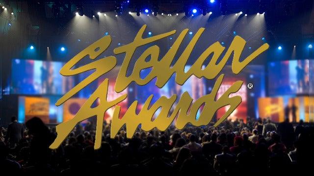 Stellar Gospel Music Awards- PRE- SHOW