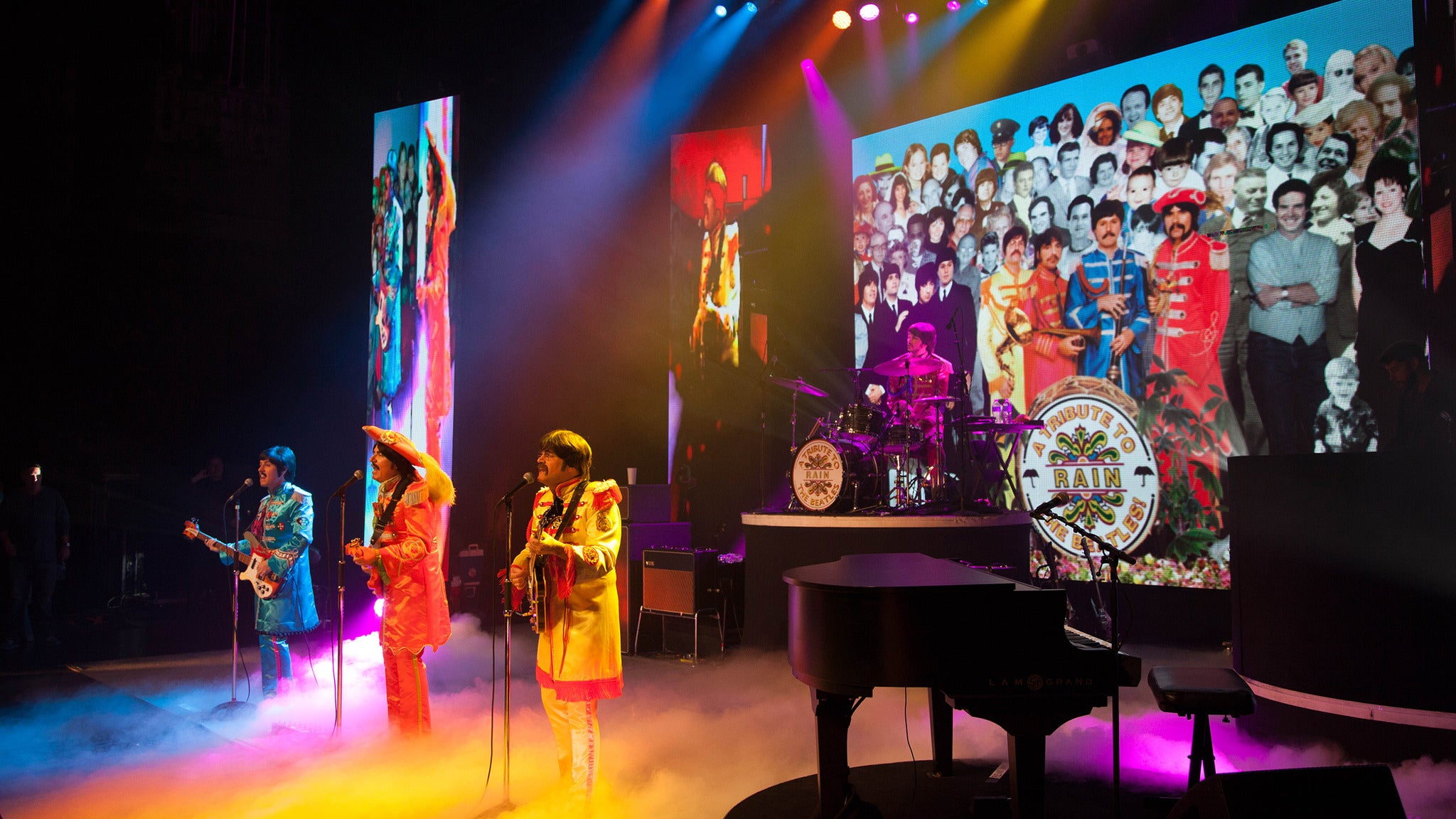 Rain: a Tribute To the Beatles at Adler Theatre - Davenport, IA 52801