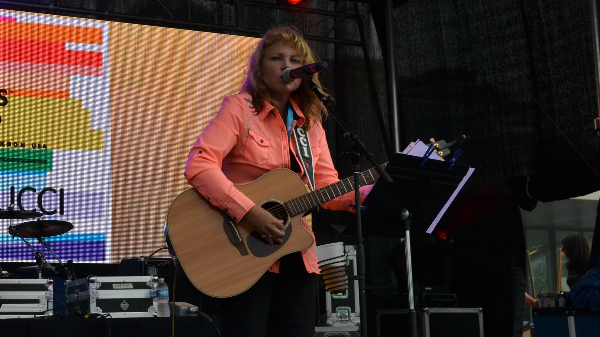 Christine Martucci And The Band Of Love at The Stone Pony