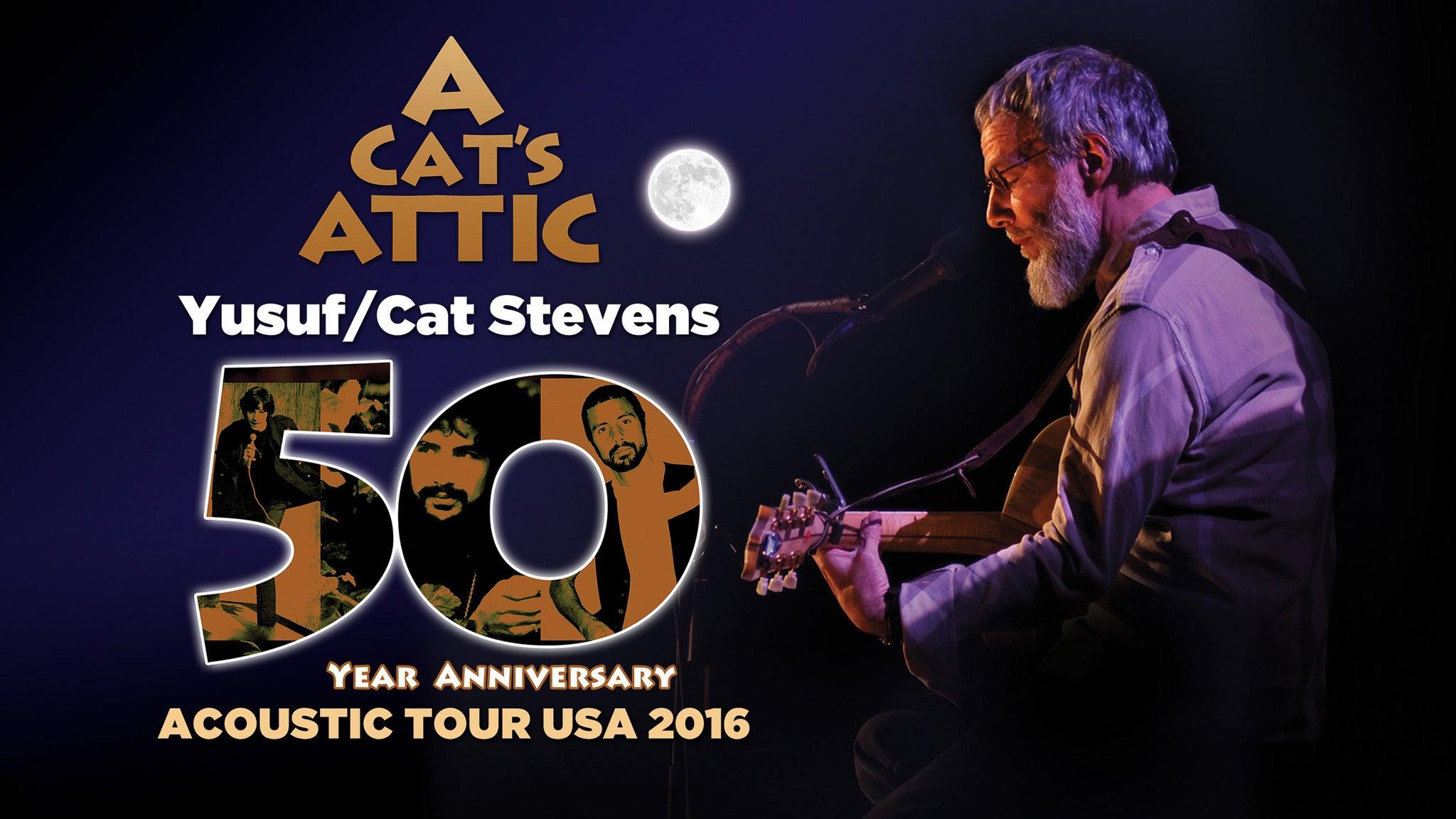 A Cat's Attic:  Yusuf / Cat Stevens