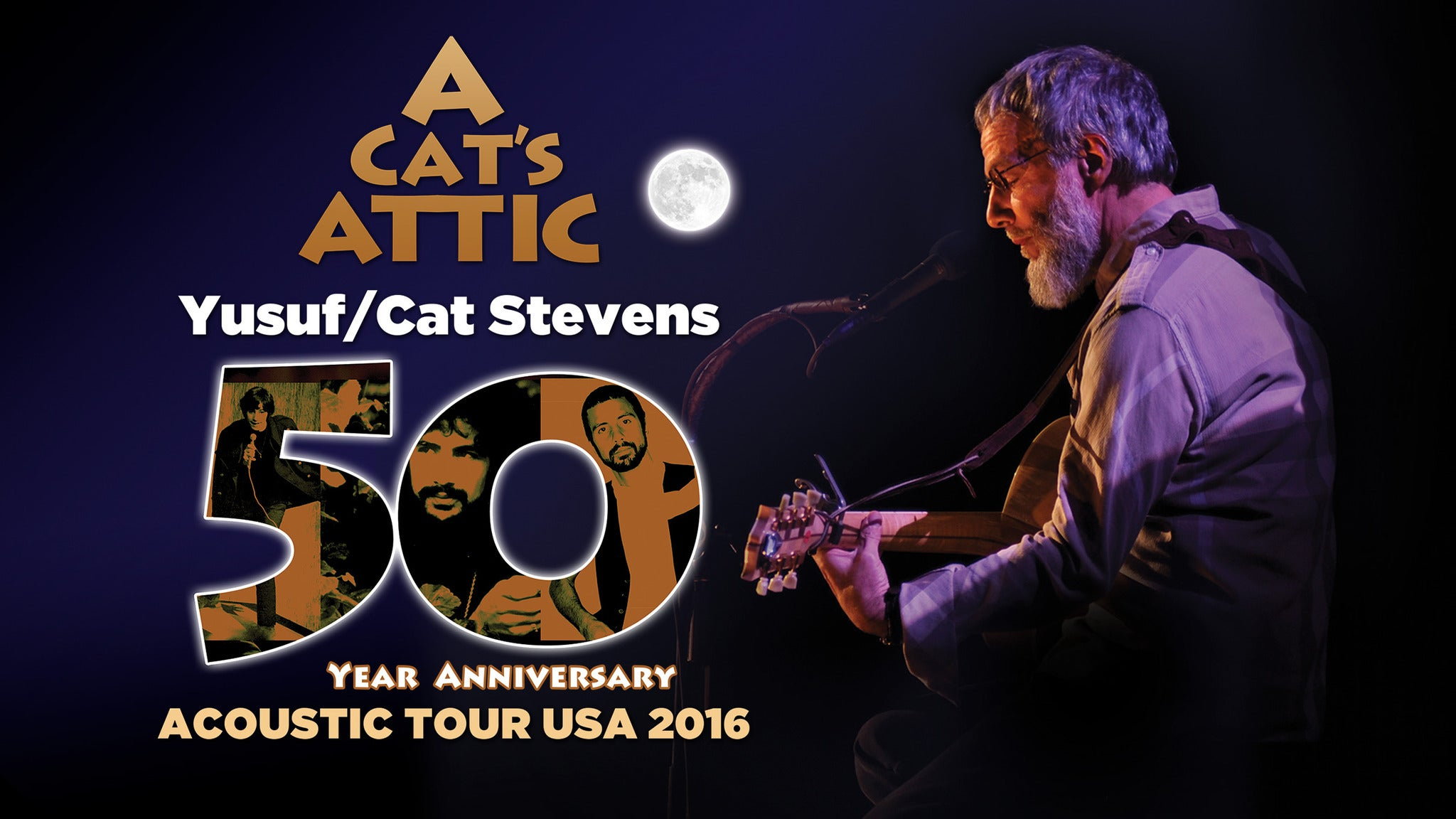 A Cat's Attic:  Yusuf / Cat Stevens